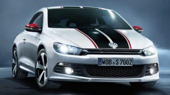 Nature volkswagen scirocco gts Wallpaper