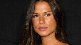 Rhona Mitra Face wallpaper