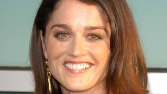 Robin Tunney Smile wallpaper