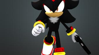 Shadows sonic wallpaper