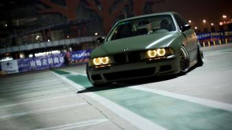 Tuning races bmw e39 wallpaper