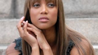 Tyra banks look wallpaper