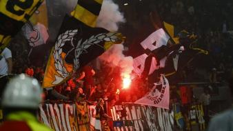 Aik stockholm tifo pyro ultras football fans wallpaper