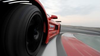 Apollo red tires low-angle shot race tracks wallpaper
