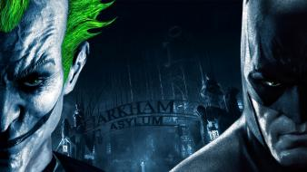Batman the joker wallpaper