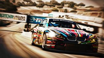 Bmw cars races forza wallpaper
