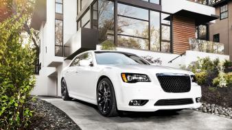 Cars chrysler 300 srt8 Wallpaper