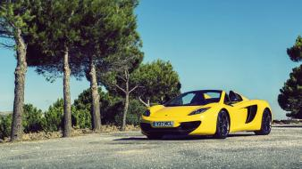 Cars mclaren mp4-12c spider Wallpaper