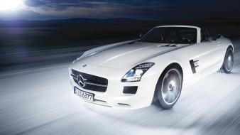 Cars sls amg gt wallpaper