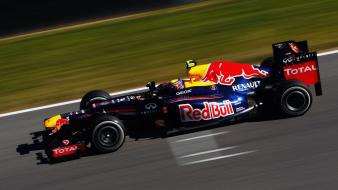 Cars sports formula one race red bull racing wallpaper