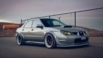 Cars tuning subaru impreza wrx wallpaper