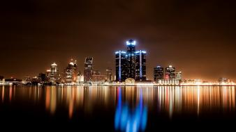Detroit michigan united wallpaper