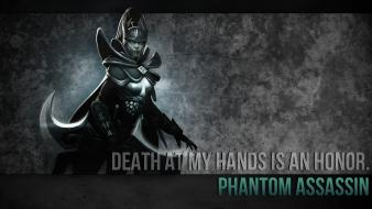 Dota 2 phantom assassin Wallpaper