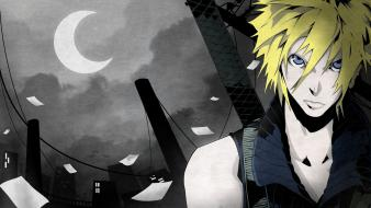 Final fantasy vii cloud strife wallpaper