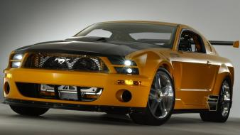 Ford mustang gt automobile gt-r concept wallpaper