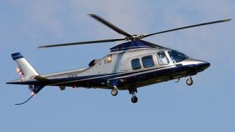 Helicopters agusta a-109 wallpaper