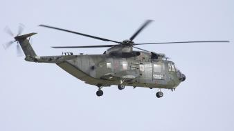 Helicopters agusta hh-3f Wallpaper