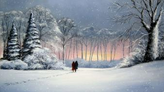 Jeff rowland paintings wallpaper