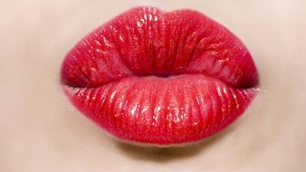 Lips lipstick wallpaper