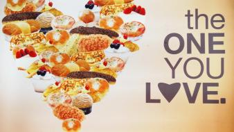Love quotes bread the one wallpaper