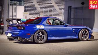 Mazda jdm japanese domestic market rx 7 wallpaper