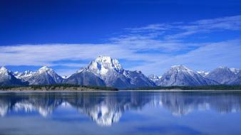 Mountains landscapes nature earth viewscape wallpaper