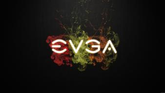 Nvidia town evga dj colors Wallpaper
