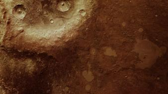 Outer space mars wallpaper