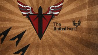 Planetside 2 the united front wallpaper