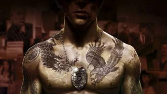 Police games game sleeping dogs wallpaper