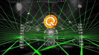 Q-dance lasers houseqlassics wallpaper
