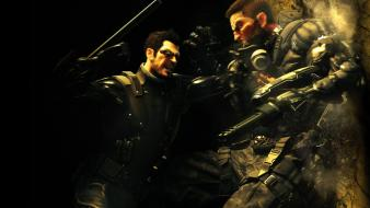 Revolution rpg human ex: adam jensen shades wallpaper