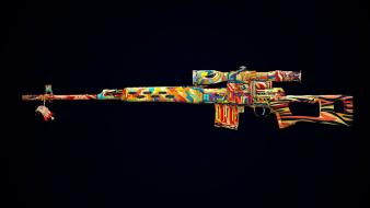 Sniper rifles svd matei apostolescu dragunov rifle Wallpaper