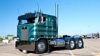 Trucks kenworth auto wallpaper