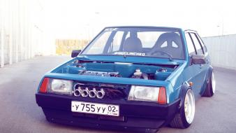 Tuning lada 2109 samara Wallpaper