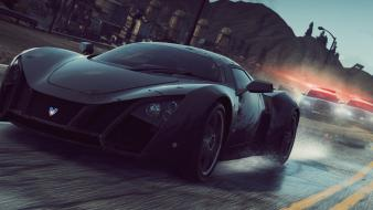 Vehicles need for speed most wanted 2 Wallpaper
