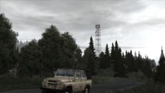 Video games jeep uaz russian cars dayz wallpaper