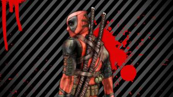 Wade wilson digital art marvel (comic character) Wallpaper