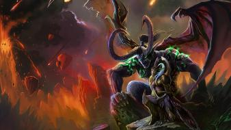 World of warcraft illidan stormrage iii Wallpaper