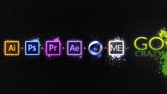 Adobe cinema 4d photomanipulation a.i. wallpaper