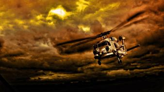 Aircraft helicopters wallpaper