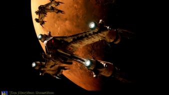 Babylon 5 martian wallpaper