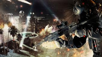 Call of duty: modern warfare 3 vertigo Wallpaper