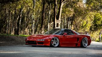 Cars acura nsx Wallpaper