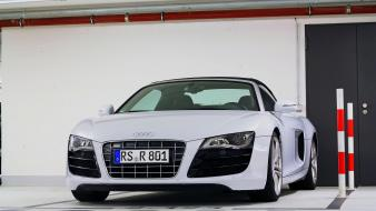 Cars audi r8 spyder wallpaper