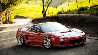 Cars honda nsx acura wallpaper