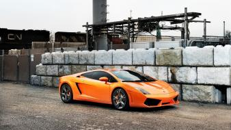 Cars lamborghini gallardo lp550-2 Wallpaper