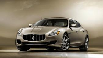 Cars maserati quattroporte wallpaper