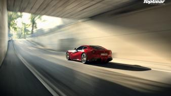Cars top gear ferrari f12 berlinetta wallpaper
