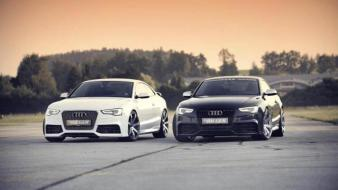 Cars vehicles audi a5 coupe german wallpaper